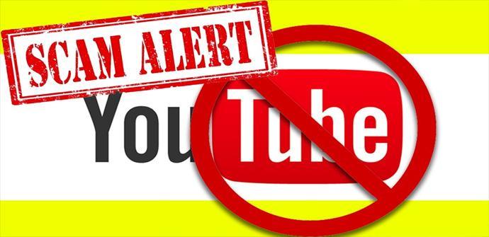Nuevo truco para robar contraseñas de YouTube