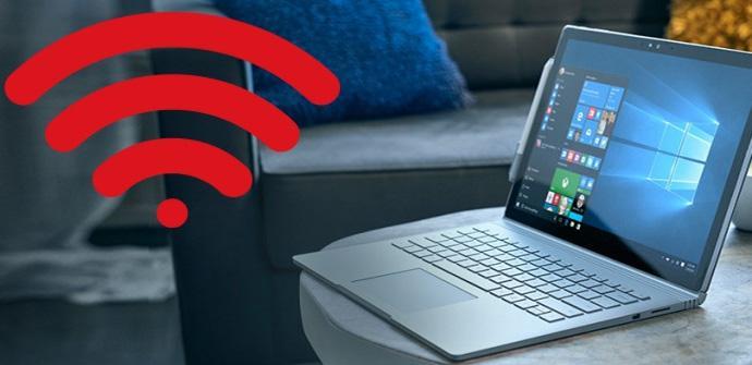 Problemas en el Wi-Fi por un driver en Windows
