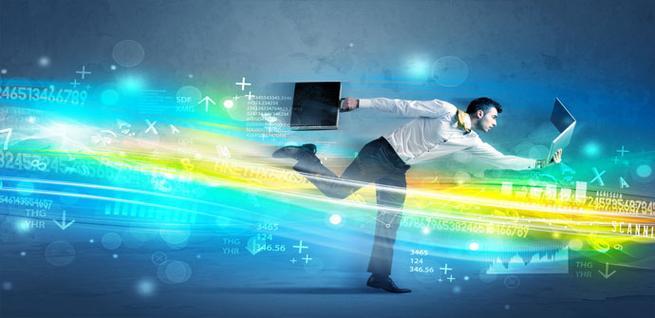 Velocidad de carga de una página web
