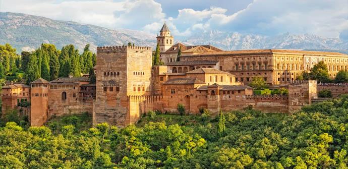 Una vulnerabilidad afecta a la Alhambra de Granada