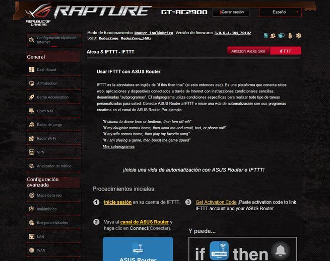 ASUS ROG Rapture GT-AC2900: Análisis de este router gaming Wi-Fi AC