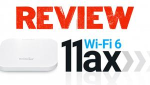 EnGenius EWS357AP: Análisis de este AP profesional con Wi-Fi 6 (Wi-Fi AX)