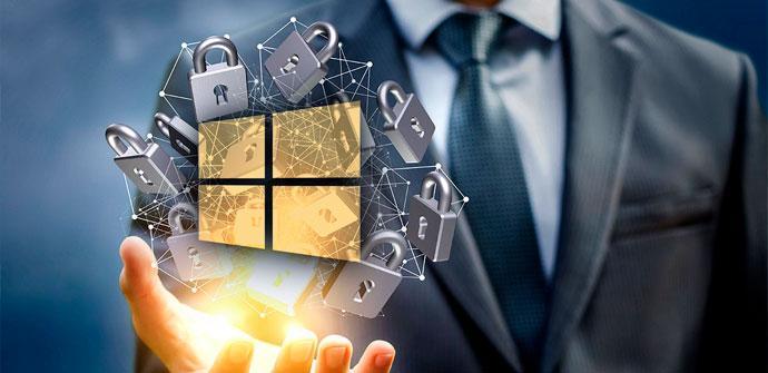 Protección Windows