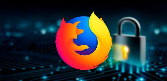 Seguridad Firefox