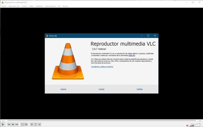 VLC 3.0.7