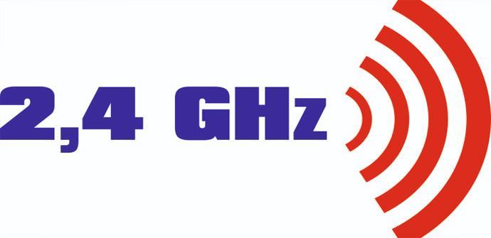 Banda de los 2,4 GHz