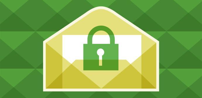 Diferencias entre correo electrónico privado y cifrado