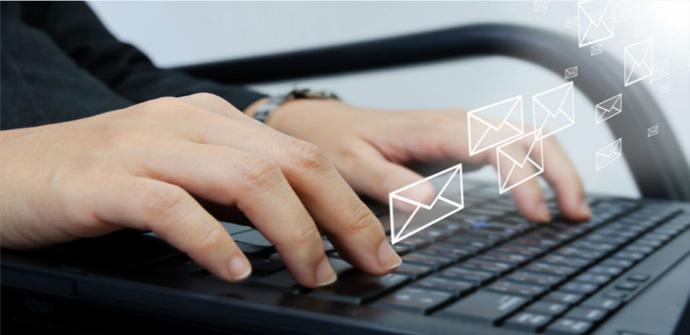Problemas al enviar un email