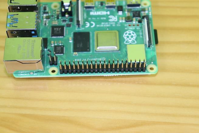 GPIO de la Raspberry Pi 4 en detalle