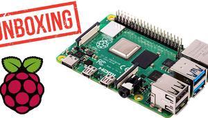 Conoce la Raspberry Pi 4 en nuestro vídeo, más potente y con más RAM que las anterioresr