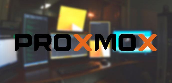 Virtualización Proxmox VE
