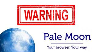 Cuidado si has descargado Pale Moon recientemente, han pirateado su servidor y distribuido malware