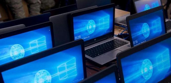 Compartir pantalla en equipos en la misma red