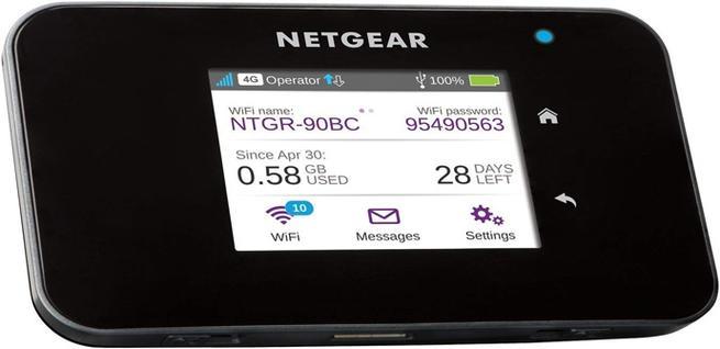 Router Netgear 4G AC810