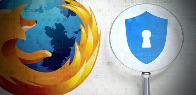 Seguridad y privacidad en Firefox
