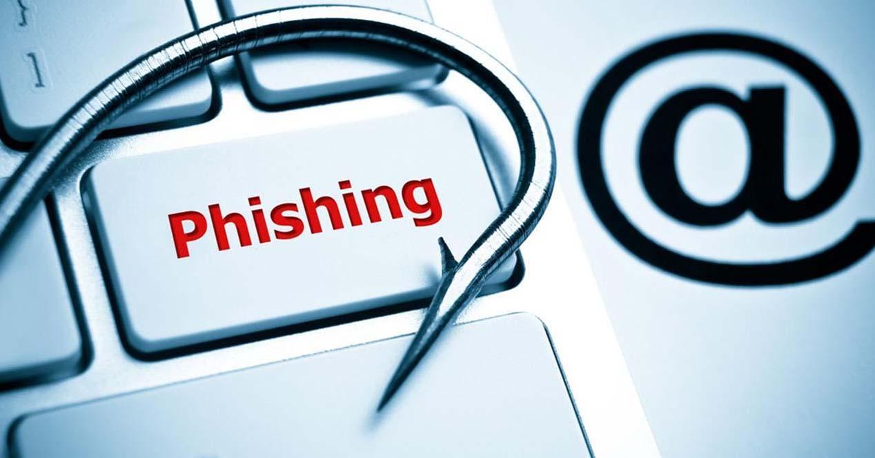Aumento de ataques Phishing