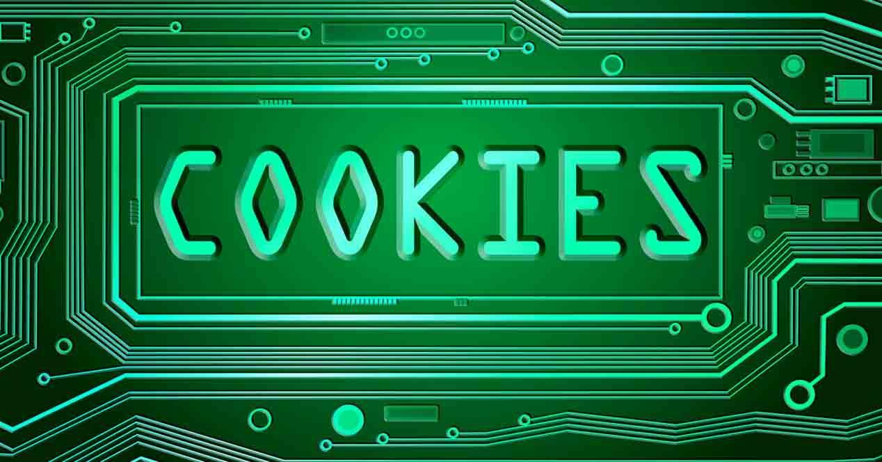 Cookies propias y de terceros