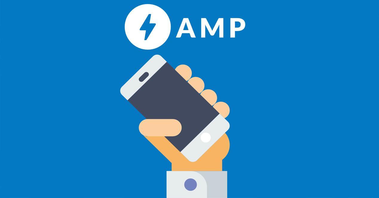 Deshabilitar AMP en Chrome y Firefox