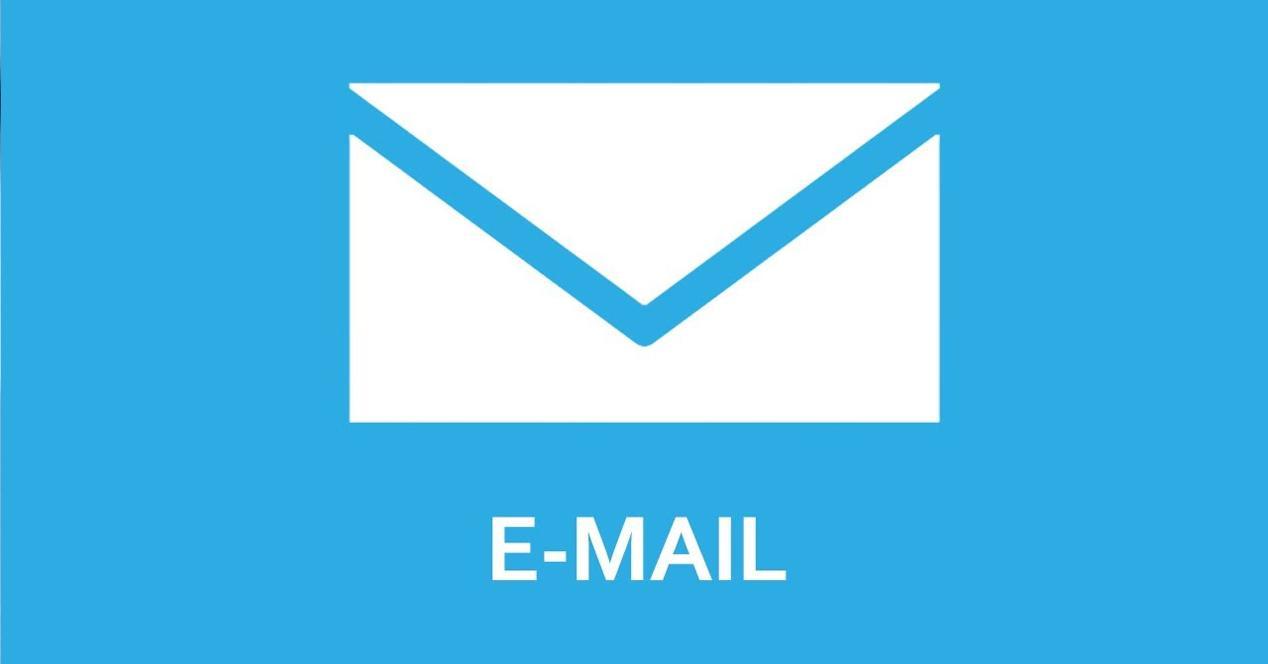 Errores al escribir un e-mail