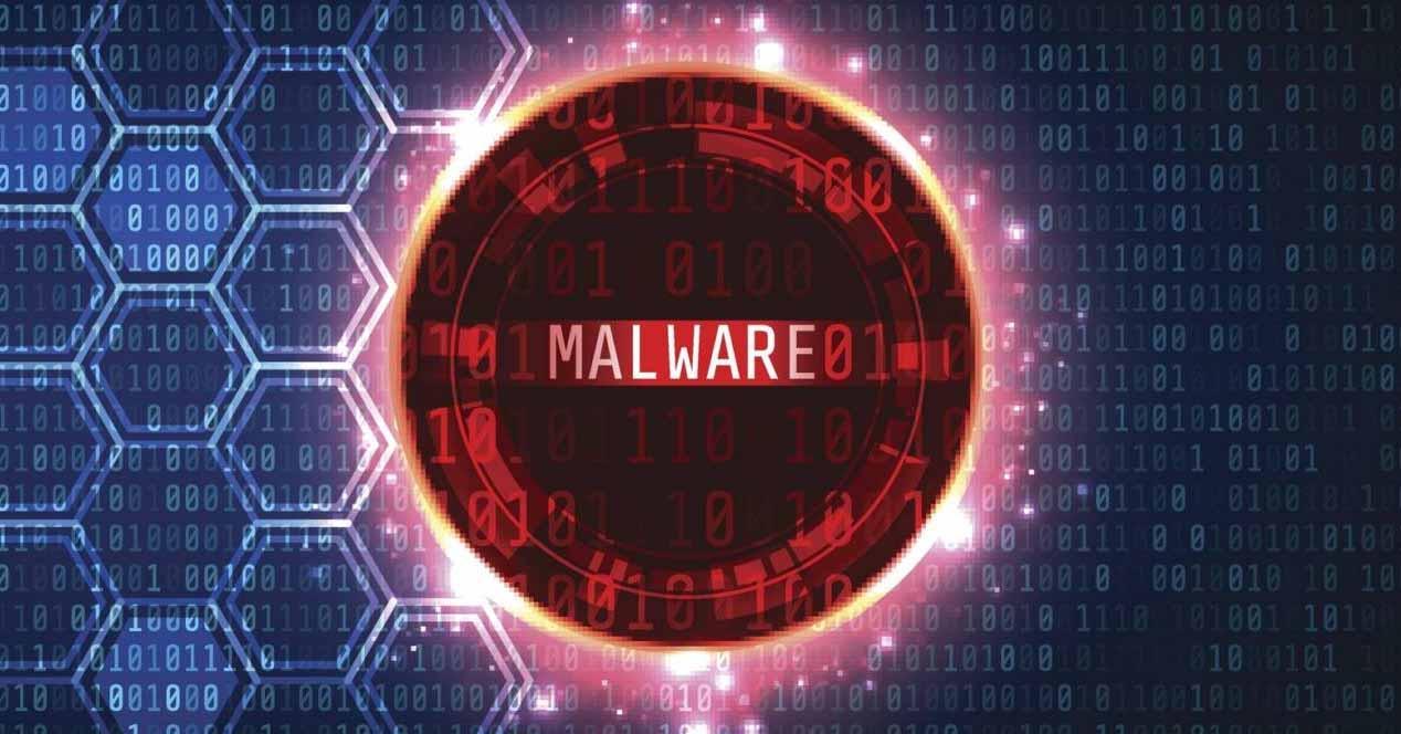 Malware para el robo de contraseñas