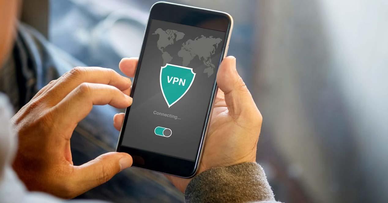 El riesgo de utilizar VPN gratuitos en el móvil