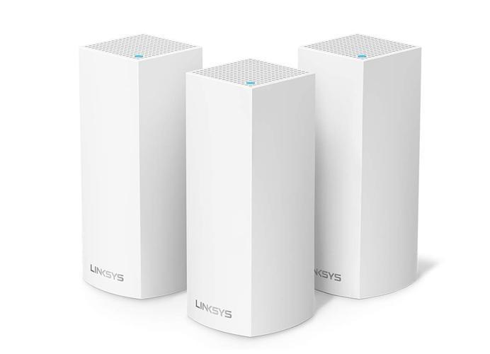 Sistema Wi-Fi Mesh Linksys WHW0303