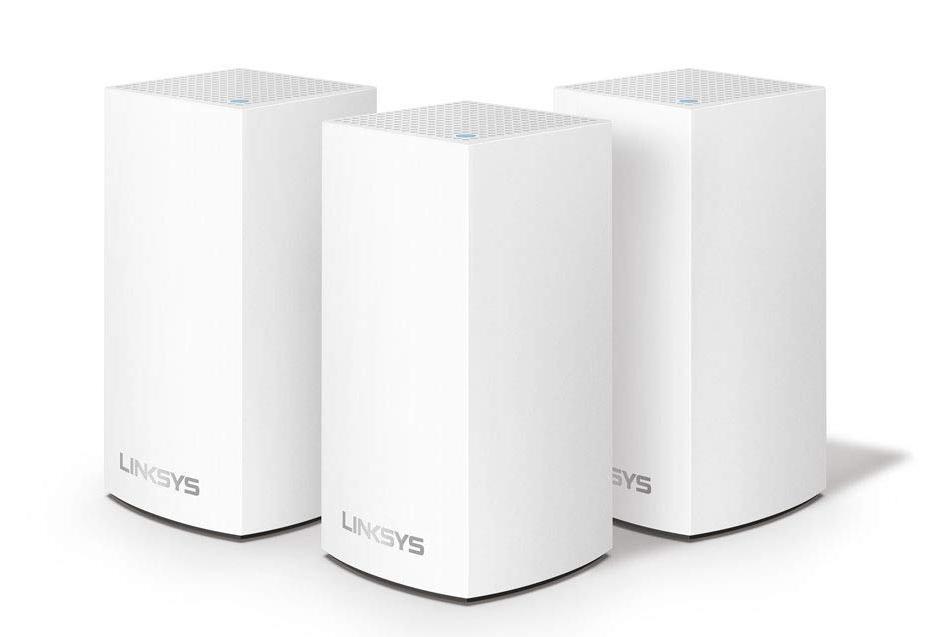Sistema Wi-Fi Mesh Linksys