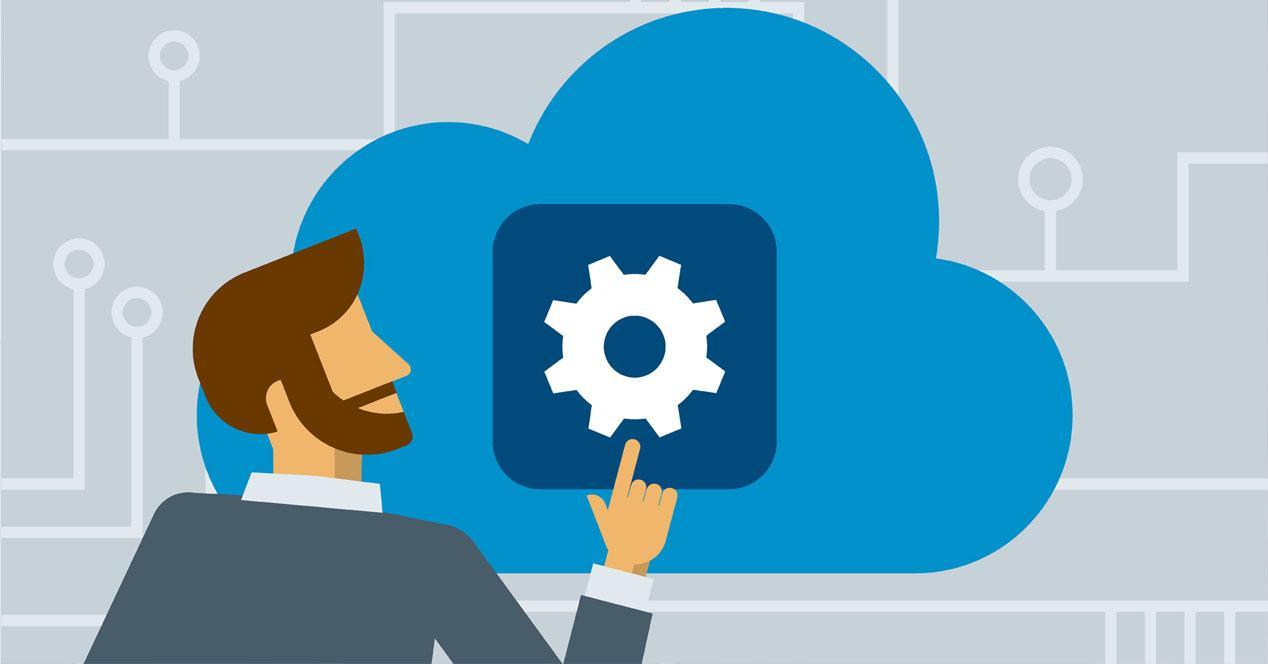 Almacenar datos en la nube frente dispositivos físicos