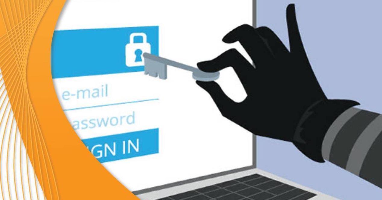 Auge de los ataques Phishing