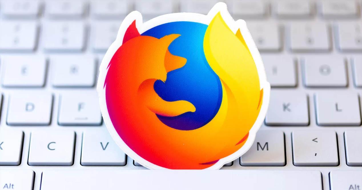 Crear un contenedor en Firefox