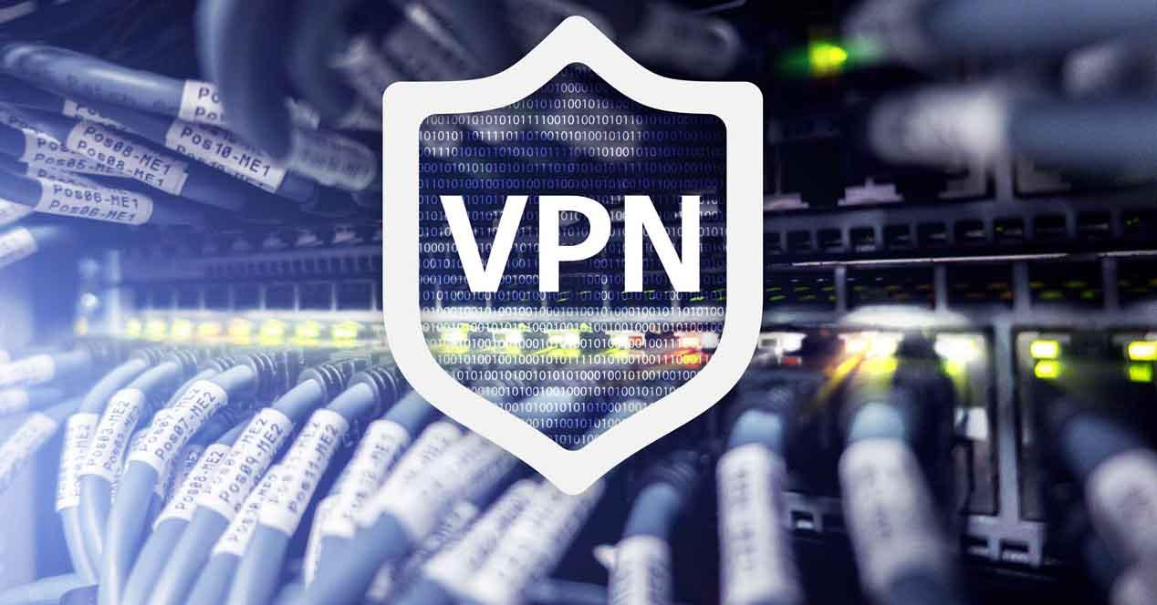 Error de VPN en Windows