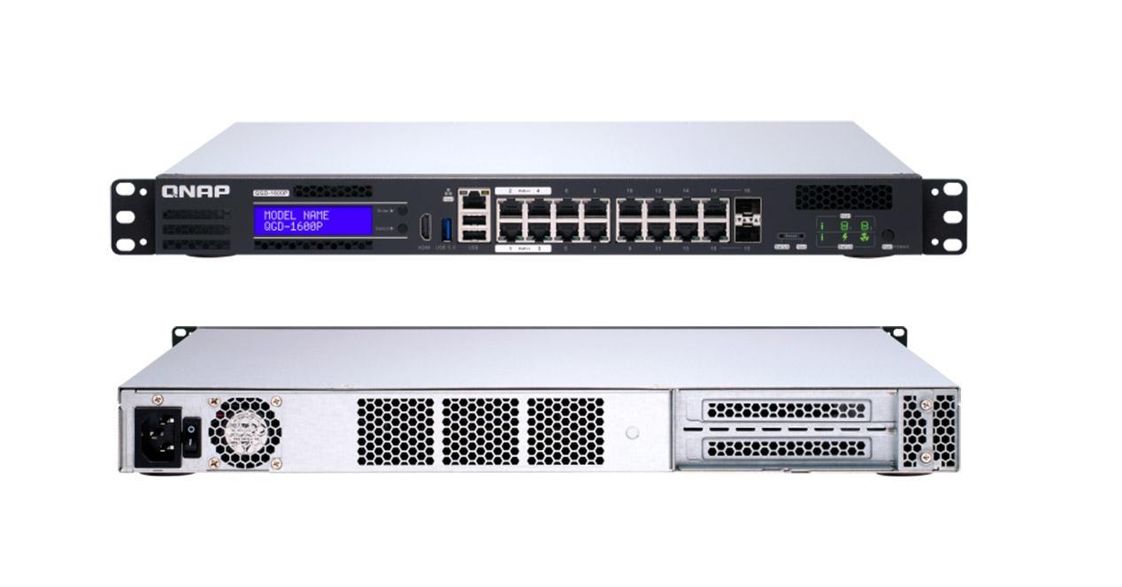 QNAP Guardian QGD-1600P: Análisis de este switch gestionable