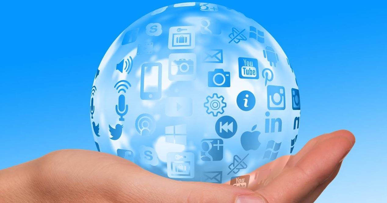 Compartir Internet con el móvil