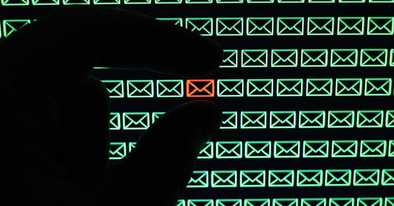 Correo anónimo con SendMail