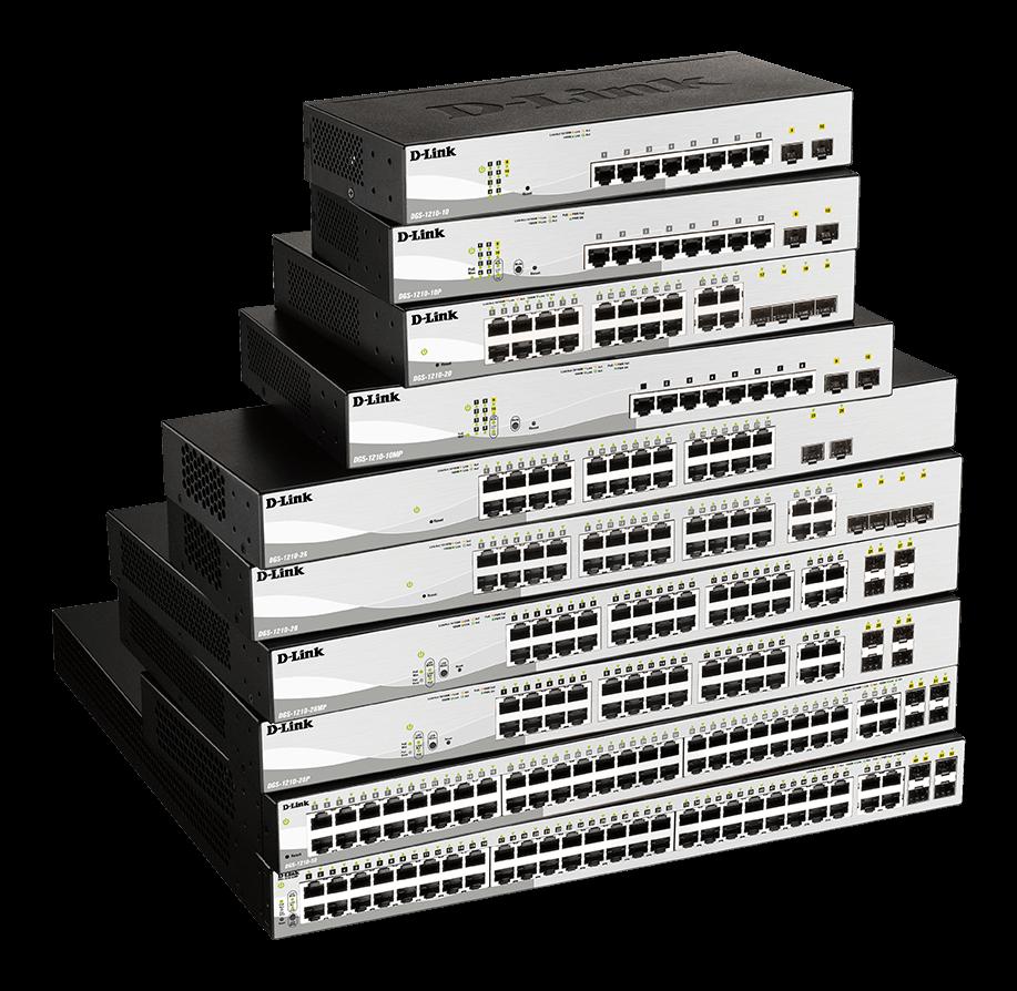 Mejores Switches Gestionables Gigabit Ethernet