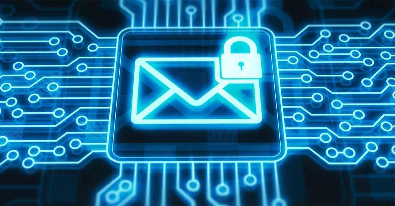 Estándares de seguridad del correo