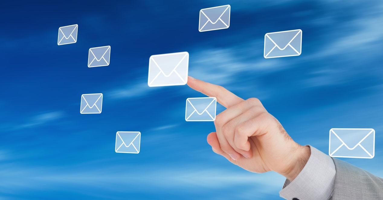 Enviar información sensible por Internet