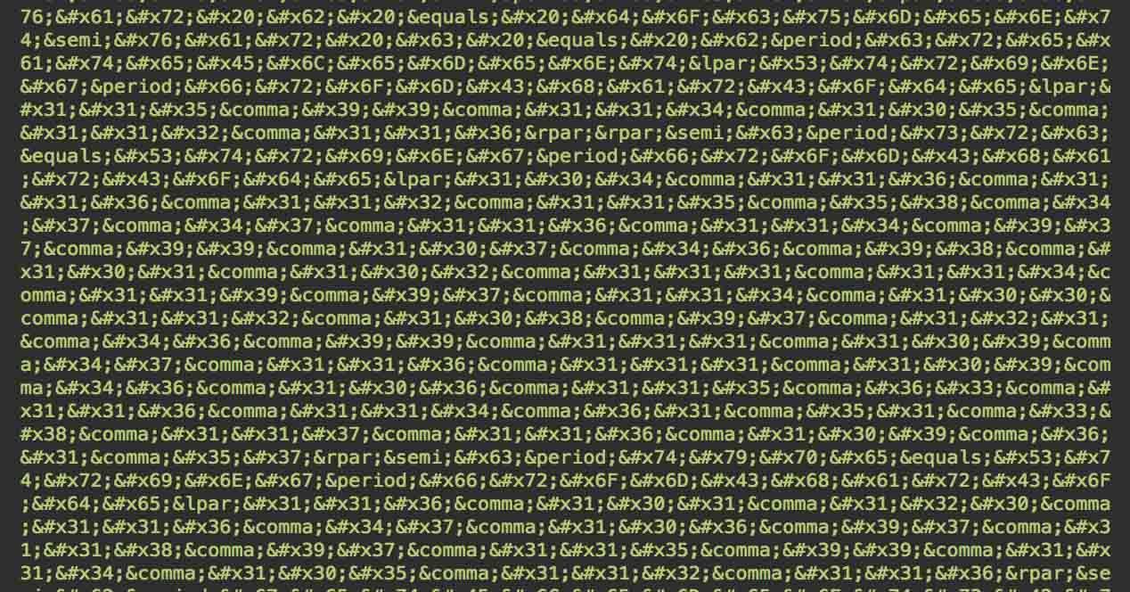 Inyección HTML