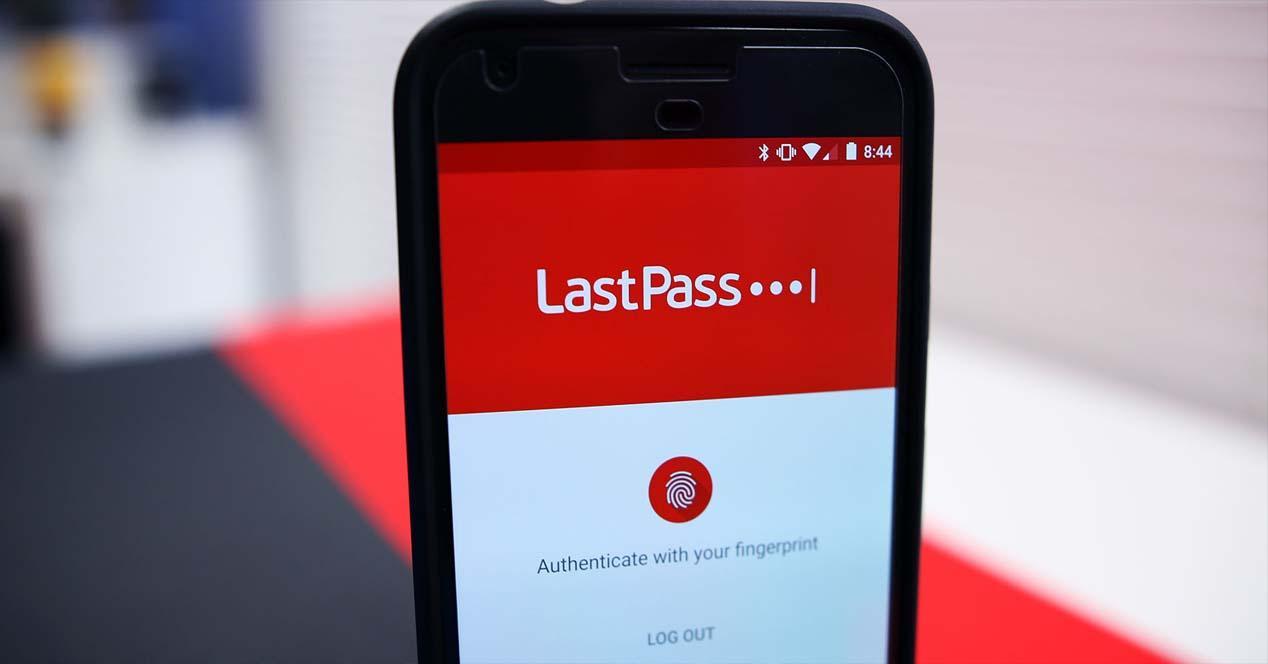 Problemas de LastPass