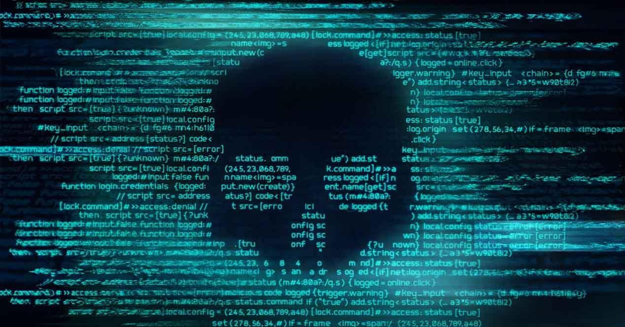 Métodos de entrada de malware