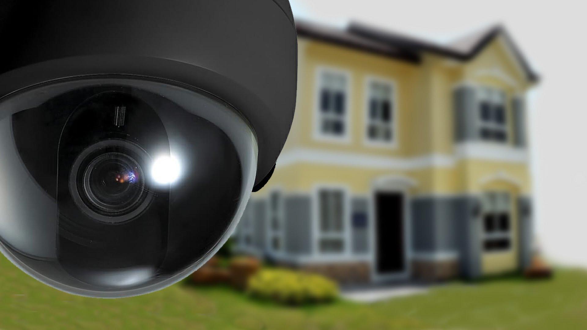 Seguridad de las cámaras