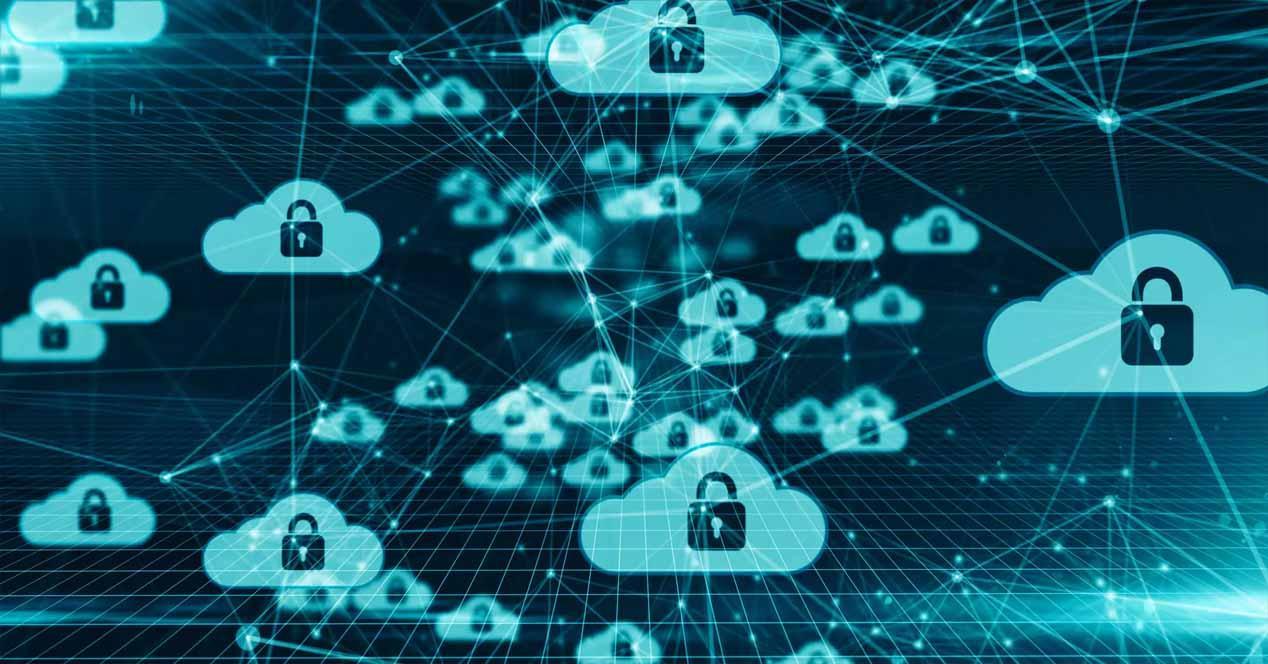 Seguridad de un proveedor web