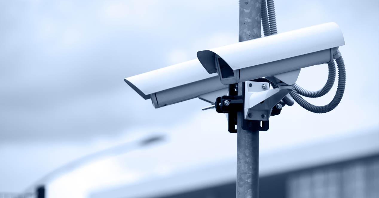 Seguridad en los sistemas de vigilancia