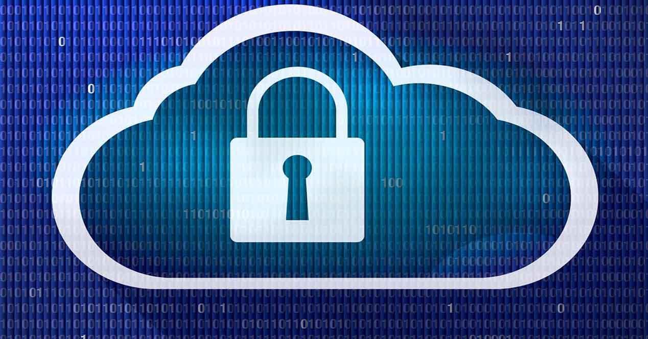 Seguridad del almacenamiento en la nube