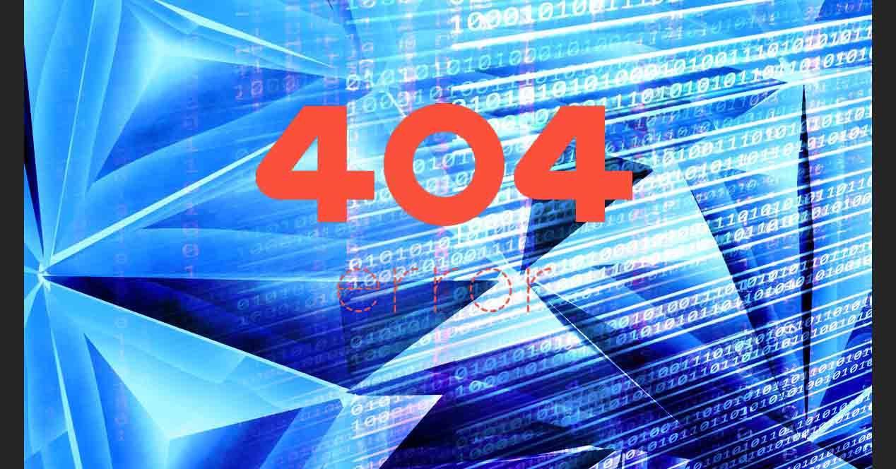 Brave soluciona el error 404