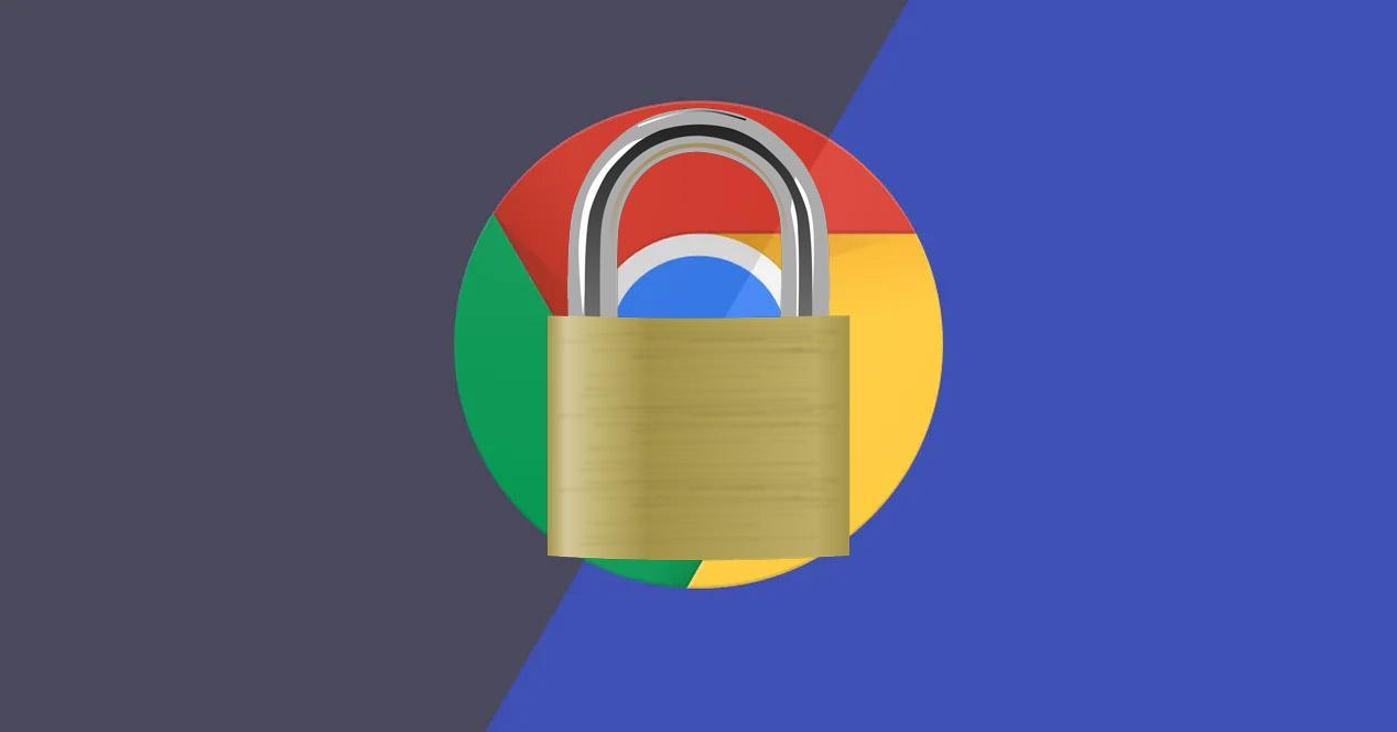 Controlar las contraseñas de Chrome