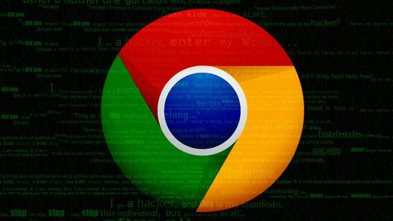 Bloqueo en las descargas de Chrome