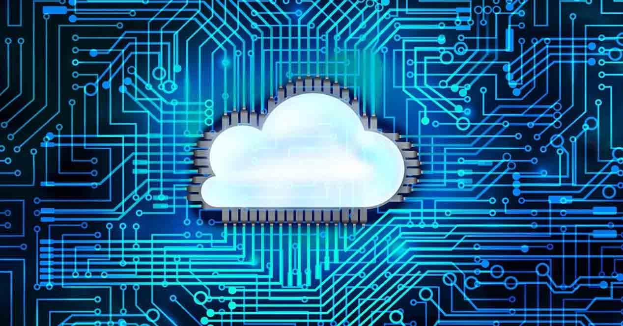 Problemas de seguridad en la nube