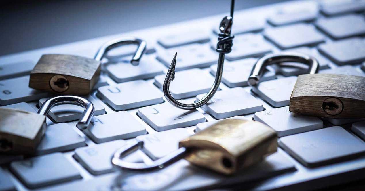 Trampas más comunes en ataques Phishing