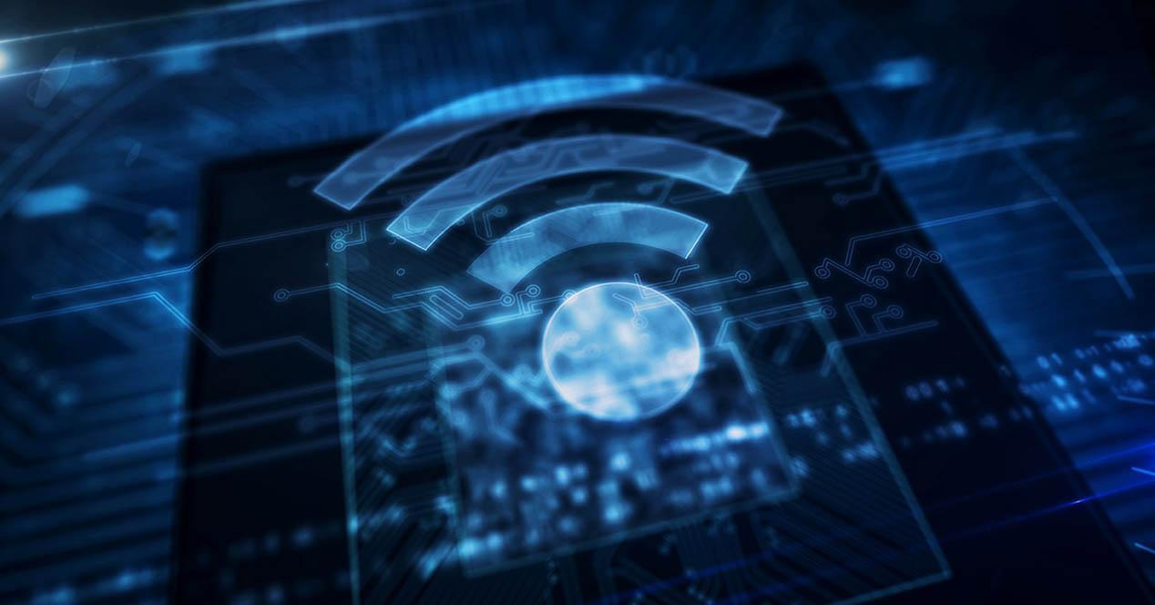 Riesgo de seguridad de una red Wi-Fi pública